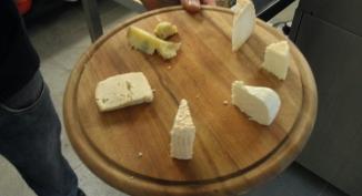 Ruota di formaggi